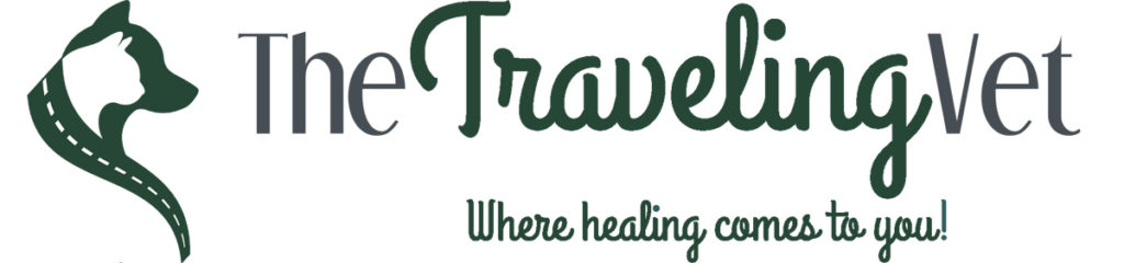 The Traveling Vet - Where Healing Comes to You